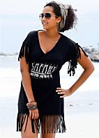 Fringe Beach Dress