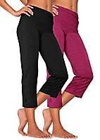 Pack of 2 Capri Trousers