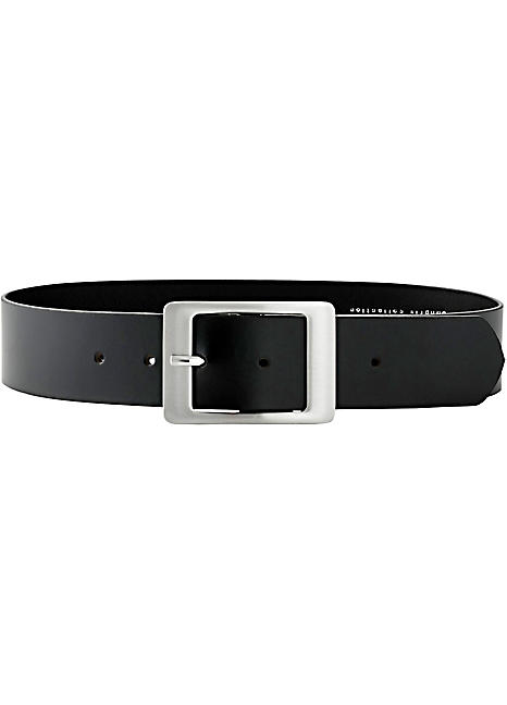 leather belt by bonprix curvissa